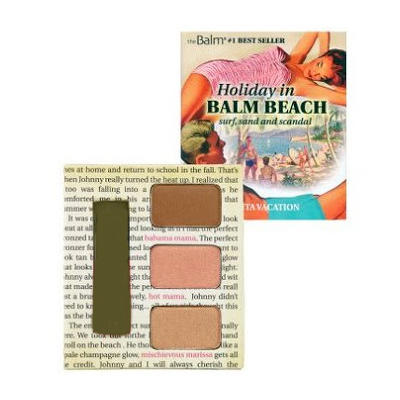 The Balm Holiday In Balm Beach Palette