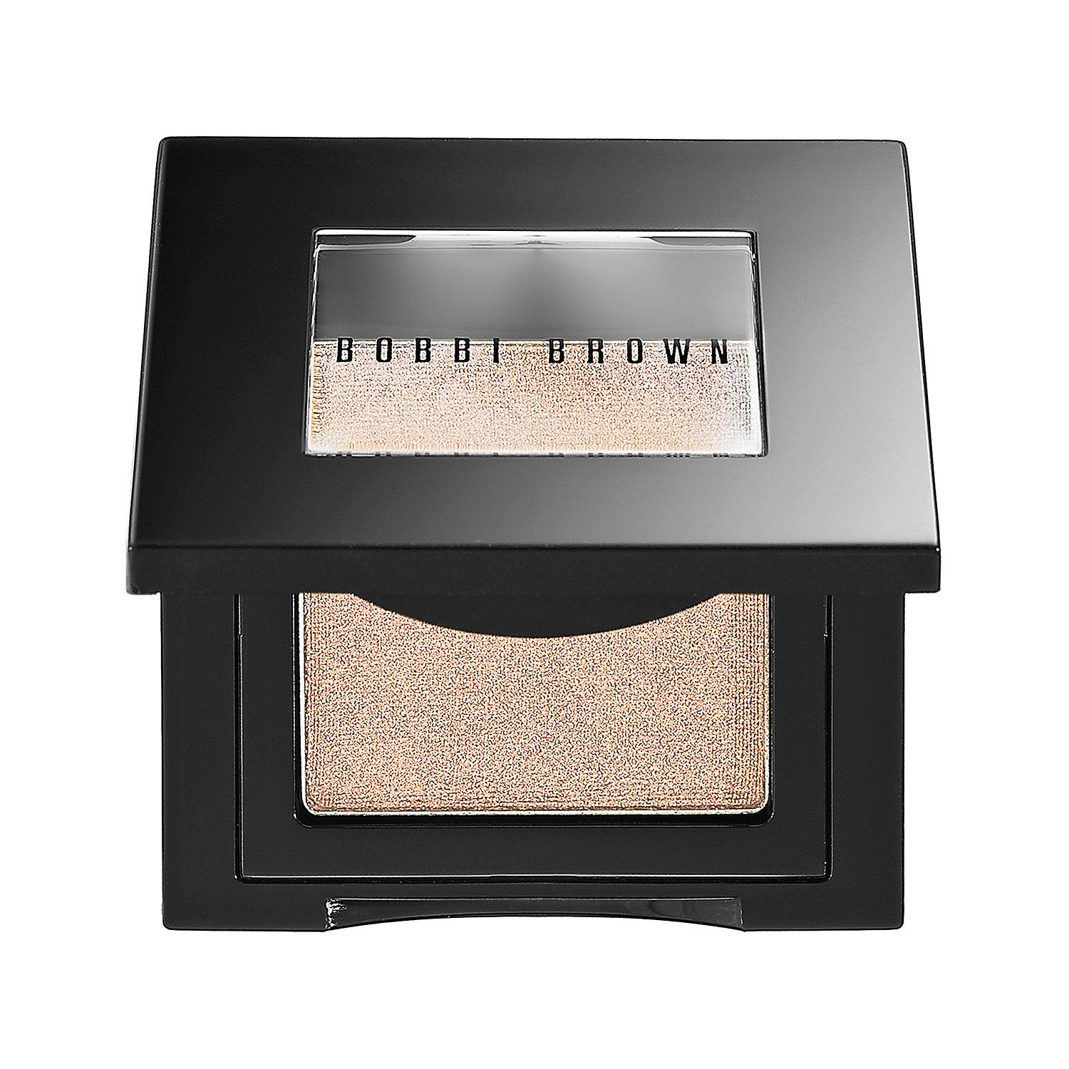 Bobbi Brown Metallic Eyeshadow Champagne Quartz 2