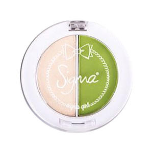 Sigma Eyeshadow Duo Wink / Sprout