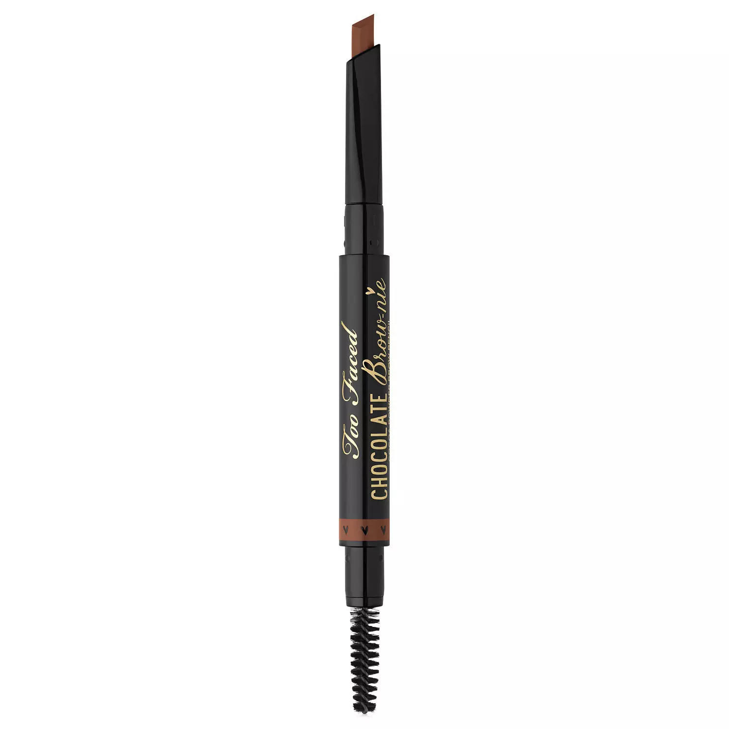 Too Faced Chocolate Brow-nie Cocoa Powder Brow Pencil Soft Brown