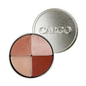 Cargo Lip Gloss Quad South Beach