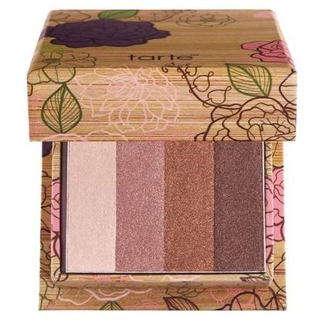 Tarte Amazonian Clay Eyeshadow Quad In The Buff