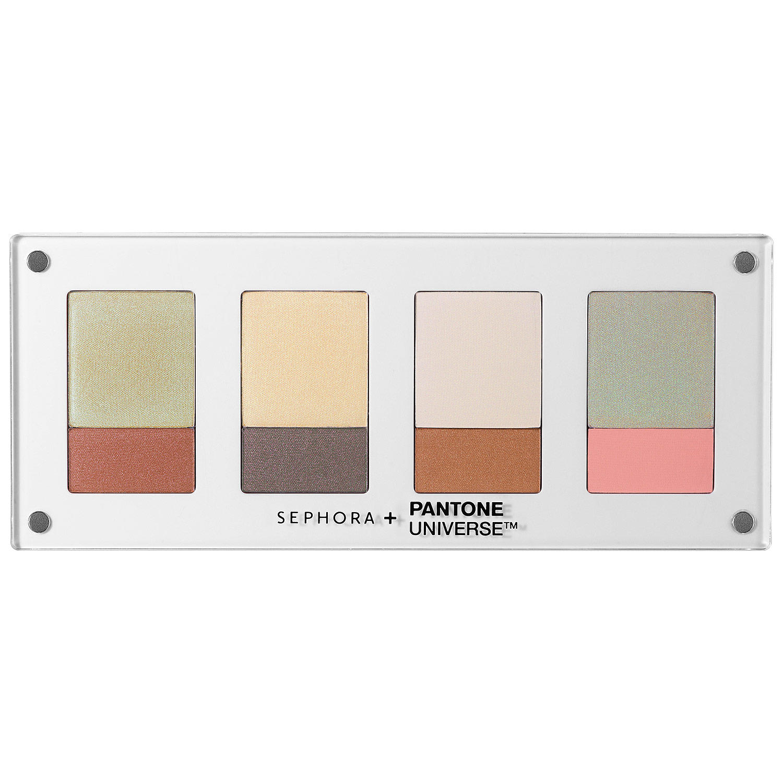 Sephora + Pantone Universe Full Spectra Eyeshadow Palette Day Break