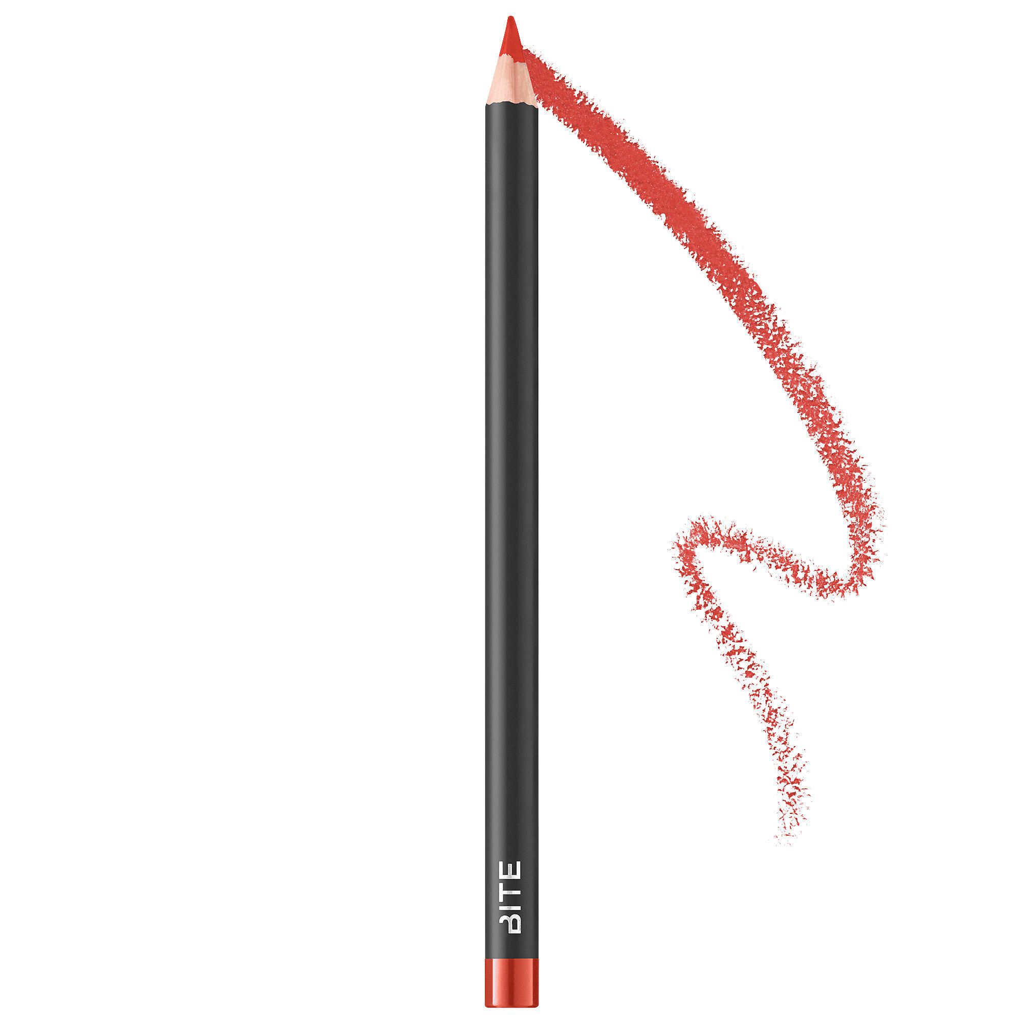 Bite Beauty The Lip Pencil Deep Orange-Red 076