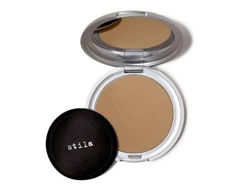 Stila Sheer Pressed Powder Dark