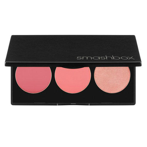 Smashbox L.A. Lights Blush & Highlighter Palette Malibu Berry
