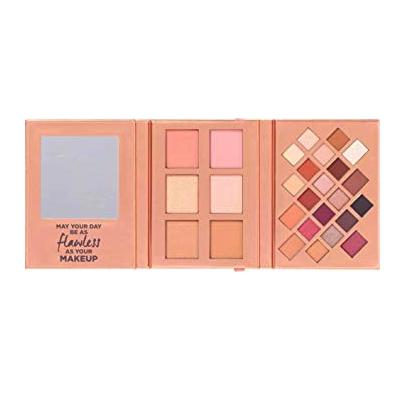 Ulta Beauty May Your Day Be As Flawless As Your Makeup Eye & Face Palette