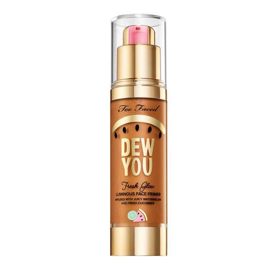 Too Faced Dew You Primer Radiant Caramel