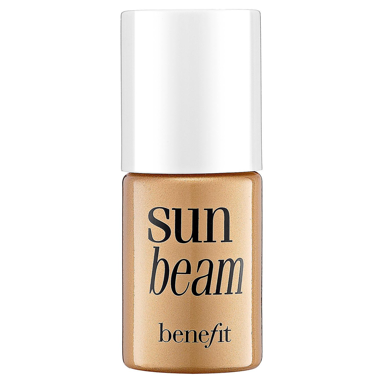 Benefit Sun Beam Golden Bronze Complexion Highlighter Mini