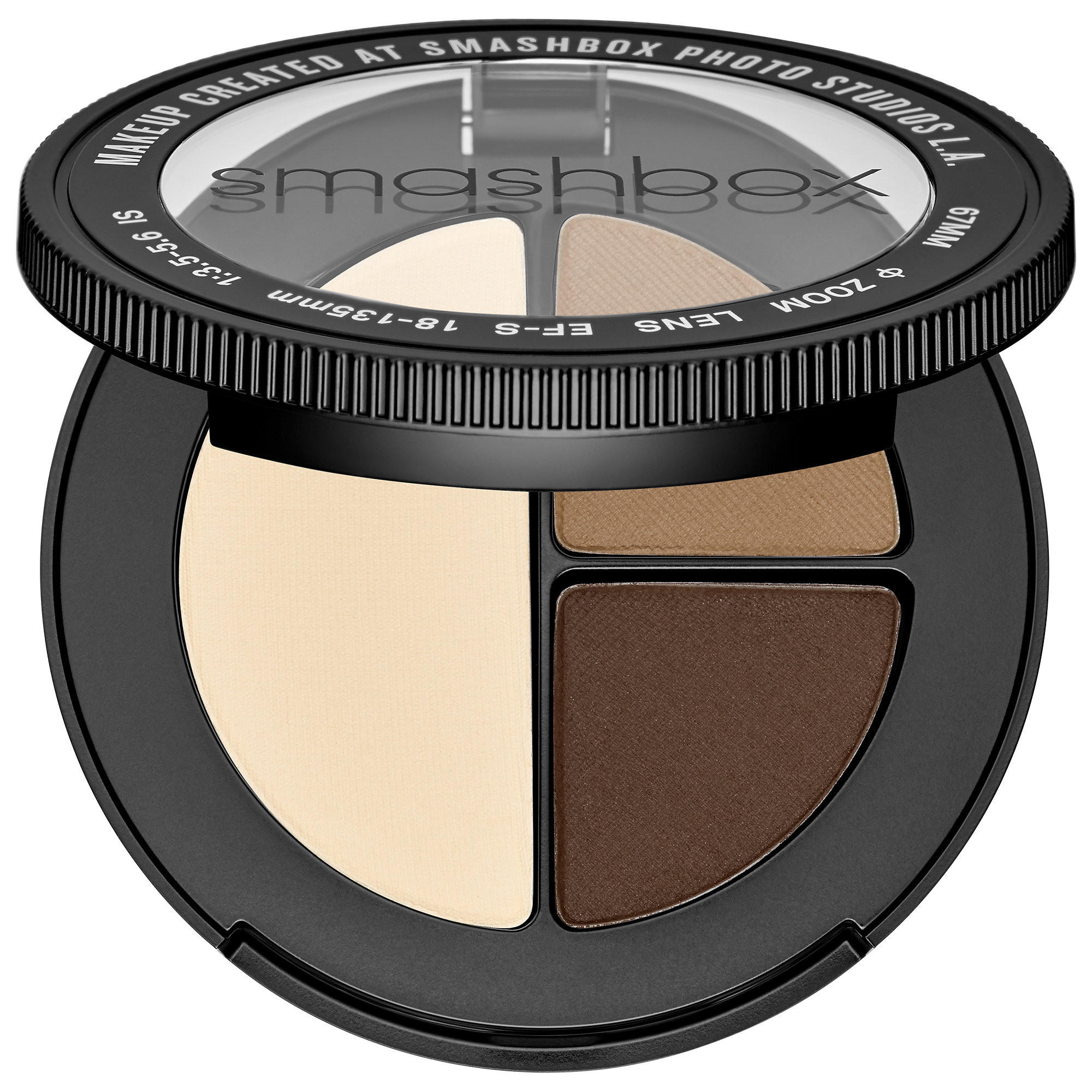 Smashbox Photo Edit Eye Shadow Trio Nudie Pic: Light