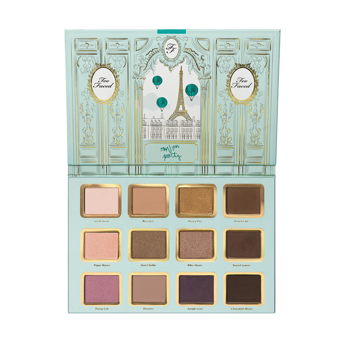 Too Faced Eyeshadow Palette La Petite Maison (Palette Only)