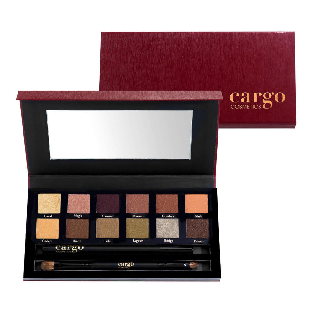 Cargo Eyeshadow Palette Venice Enchantment
