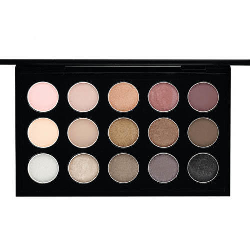 MAC Eyeshadow Palette X15 Cool Neutral