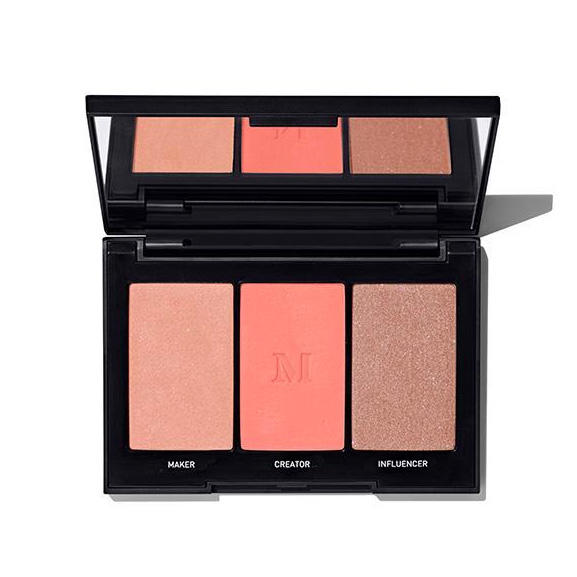 Morphe Blush Trio Blushing Babes Pop Of Peach