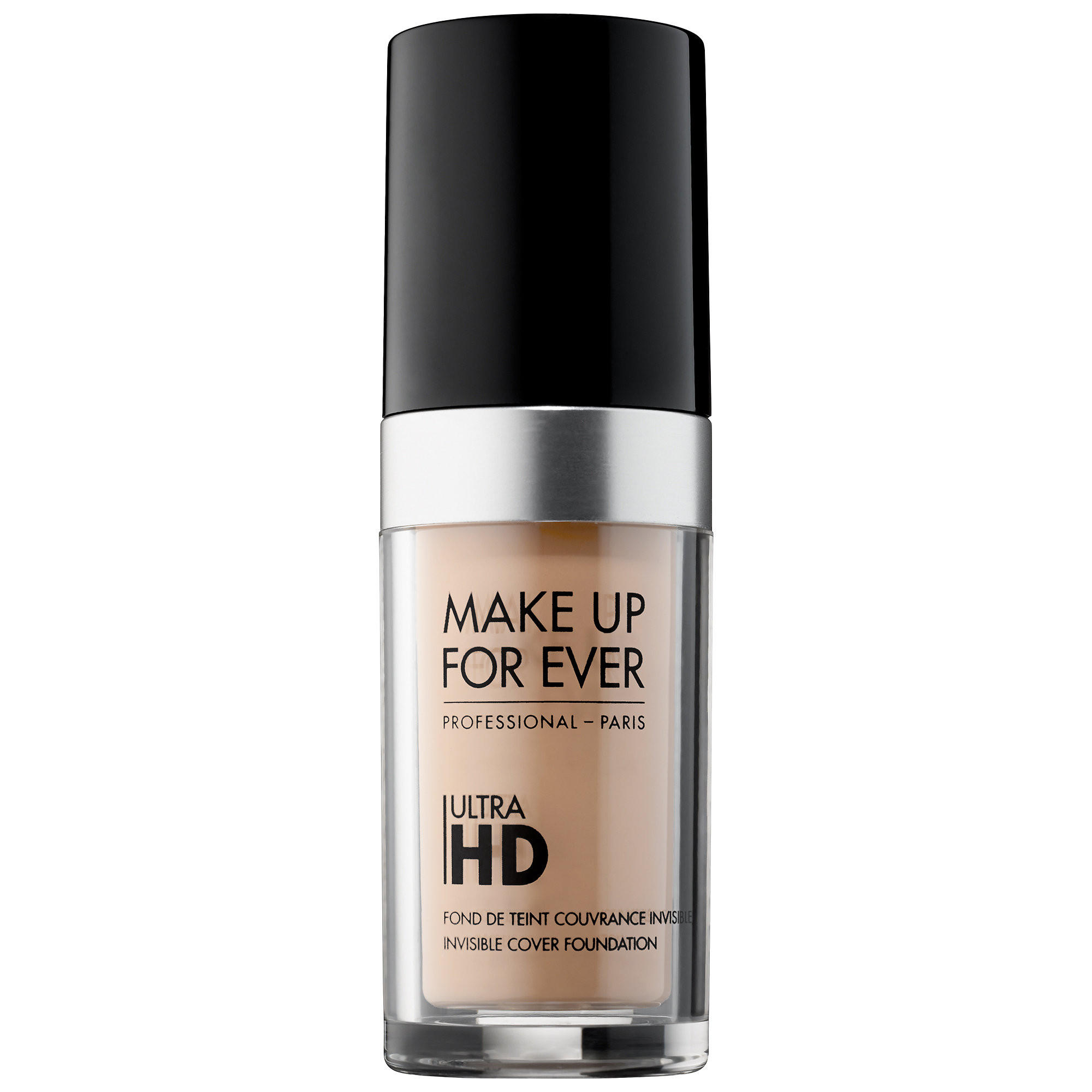 Makeup Forever Ultra HD Invisible Cover Foundation Y405