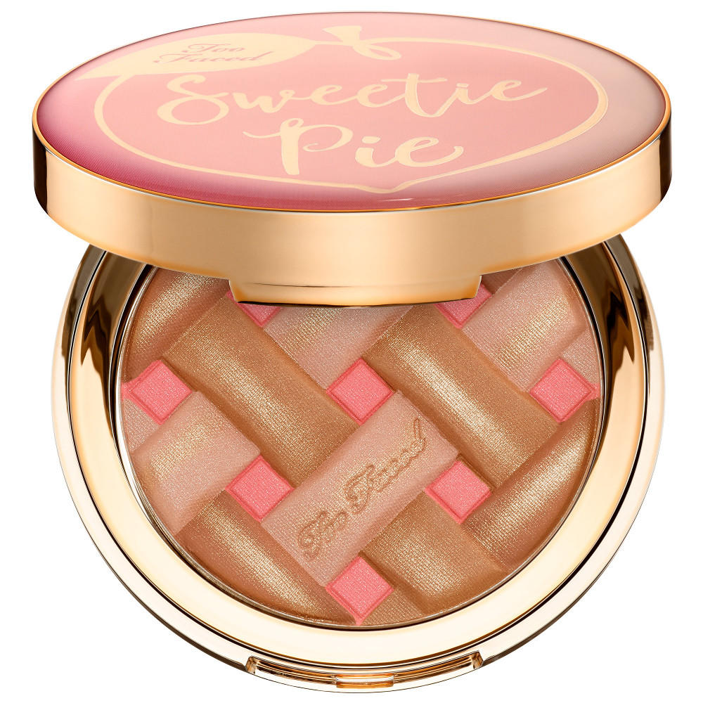 Too Faced Radiant Matte Bronzer Sweetie Pie