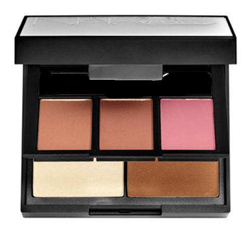 NARS NARSissist Blush, Contour, And Lip Palette (Without Lipgloss)