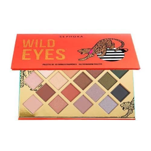 Sephora Wild Eyes Eyeshadow Palette