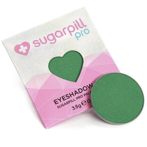 Sugarpill Pressed Eyeshadow Pan Midori