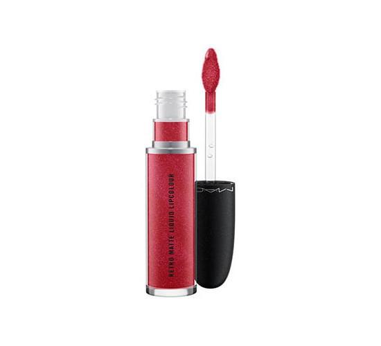 MAC Retro Matte Liquid Lipcolour Love Weapon