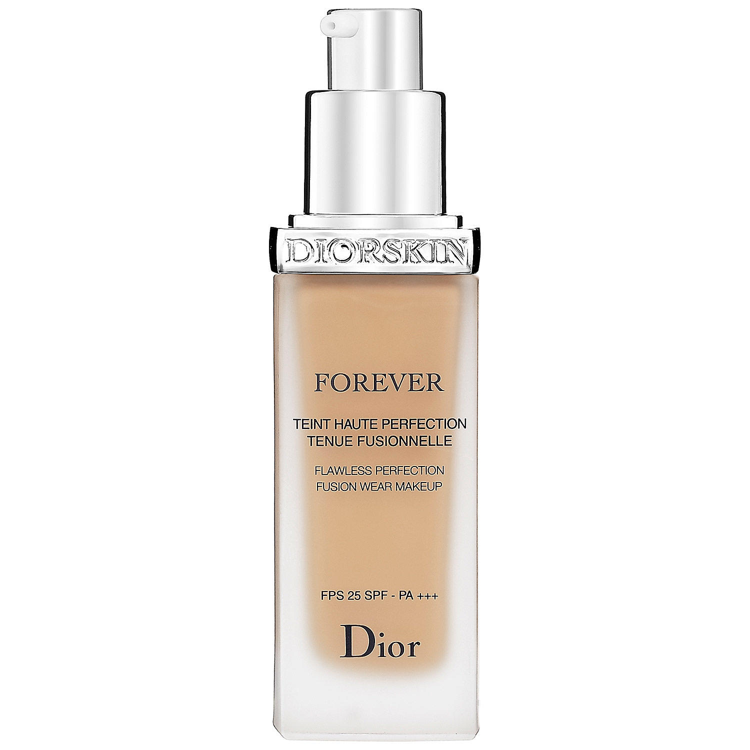 dior diorskin forever foundation medium beige 030 best deals on dior cosmetics. Black Bedroom Furniture Sets. Home Design Ideas