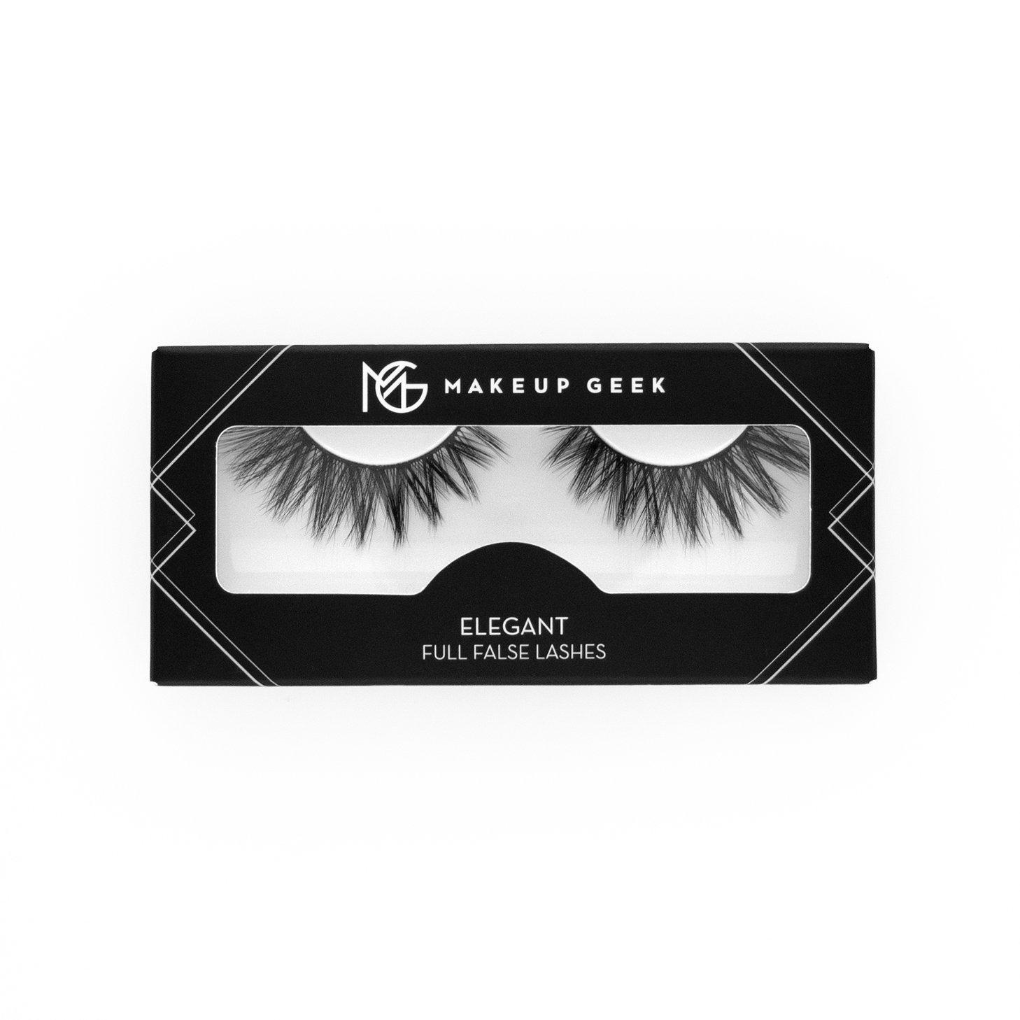 Makeup Geek Full False Lashes Elegant