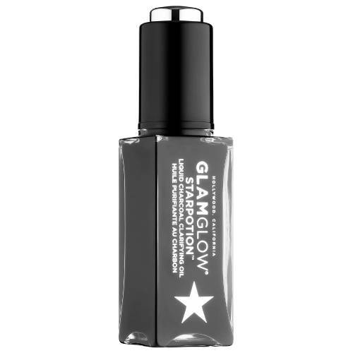GLAMGLOW Starportion Liquid Charcoal Clarifying Oil