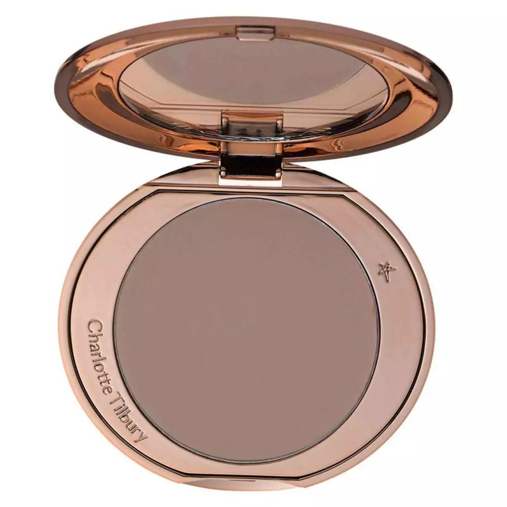 Charlotte Tilbury Airbrush Flawless Finish Skin Perfecting Micro-Powder Dark 3 Mini