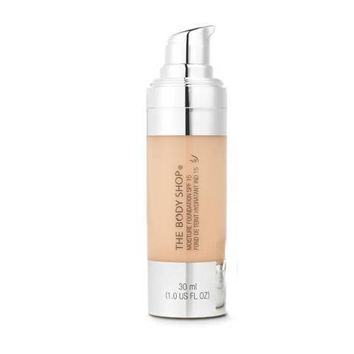 The Body Shop Moisture Foundation 03