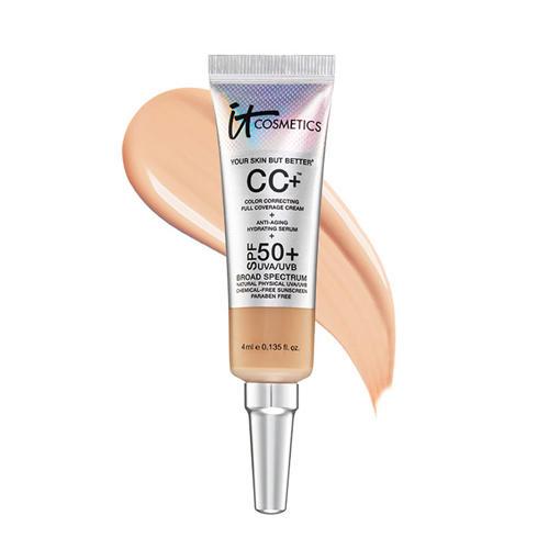 IT Cosmetics YSBB CC+ Color Correcting Full Coverage Cream Medium Mini 4ml