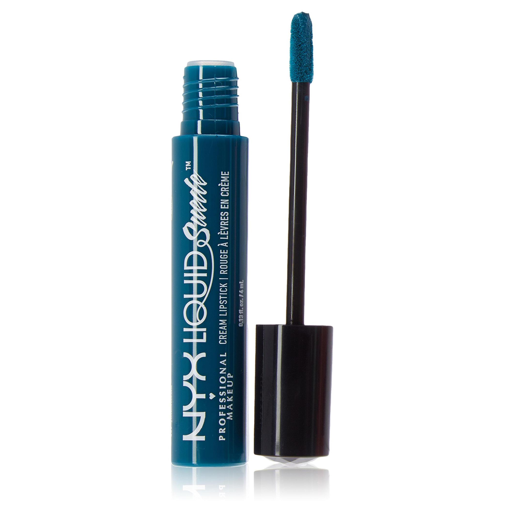 NYX Liquid Suede Cream Lipstick Disruptive