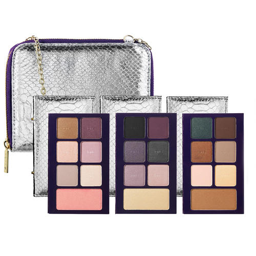 Tarte Puttin On The Glitz Eyeshadow Palette Collection & Purse (without one palette)