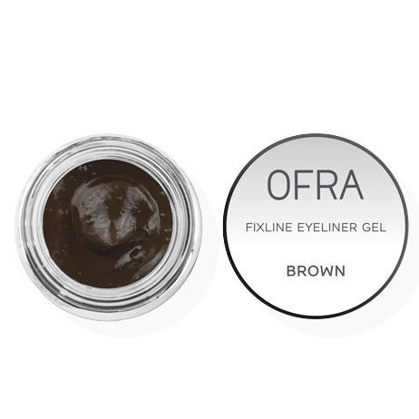 OFRA Fixline Eyeliner Gel Brown