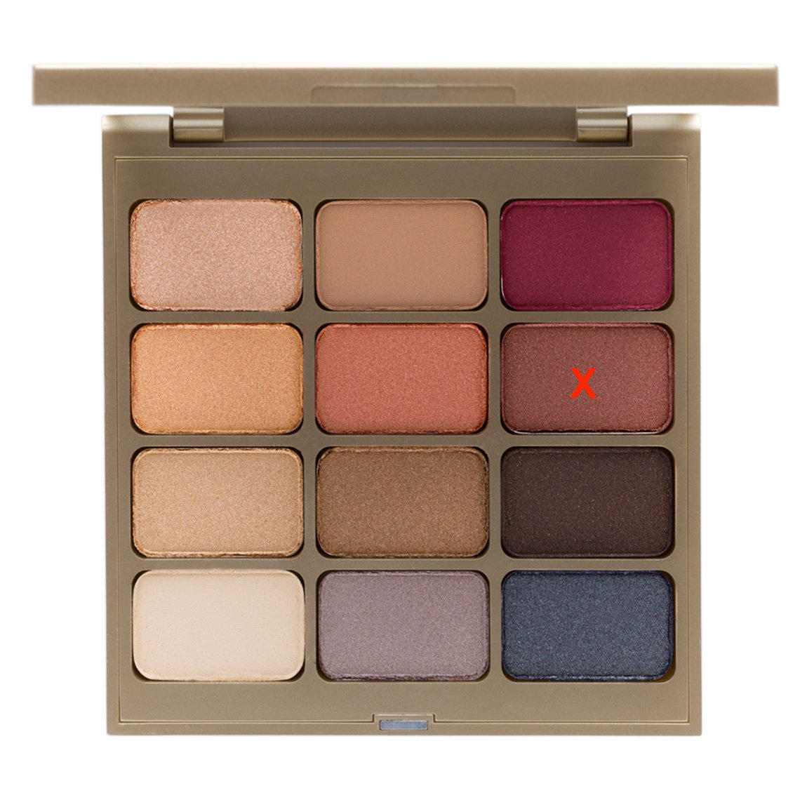 Stila Eyes Are The Window Eyeshadow Palette Spirit (without barefoot)