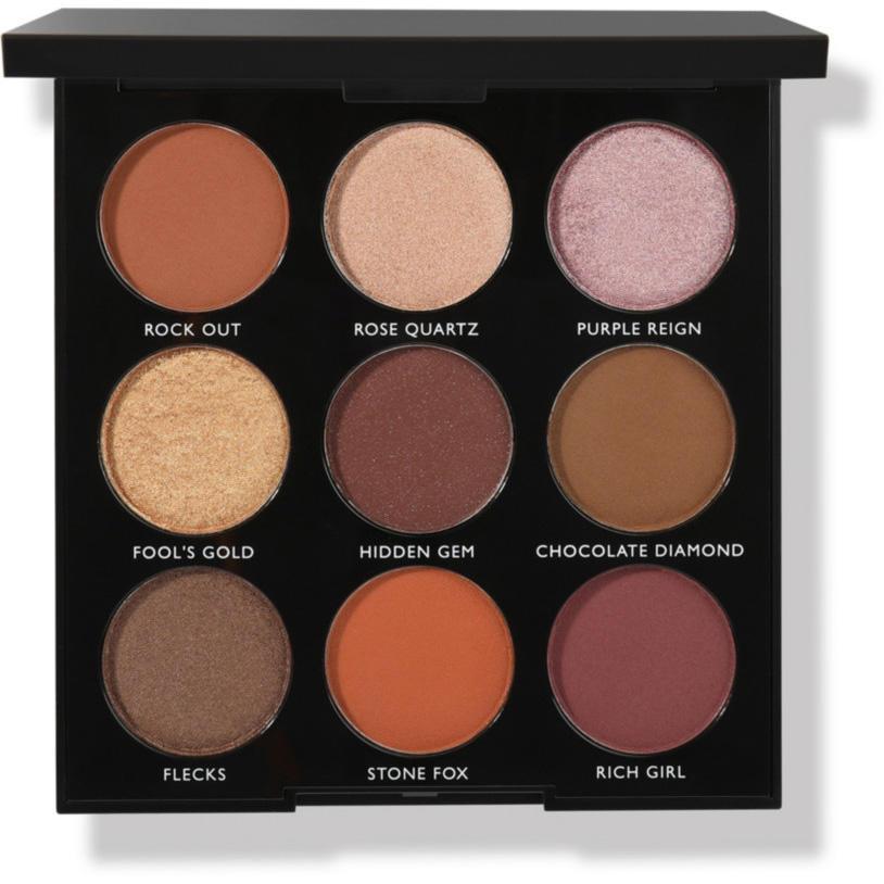 Morphe Jewel Crew Eyeshadow Palette 9C