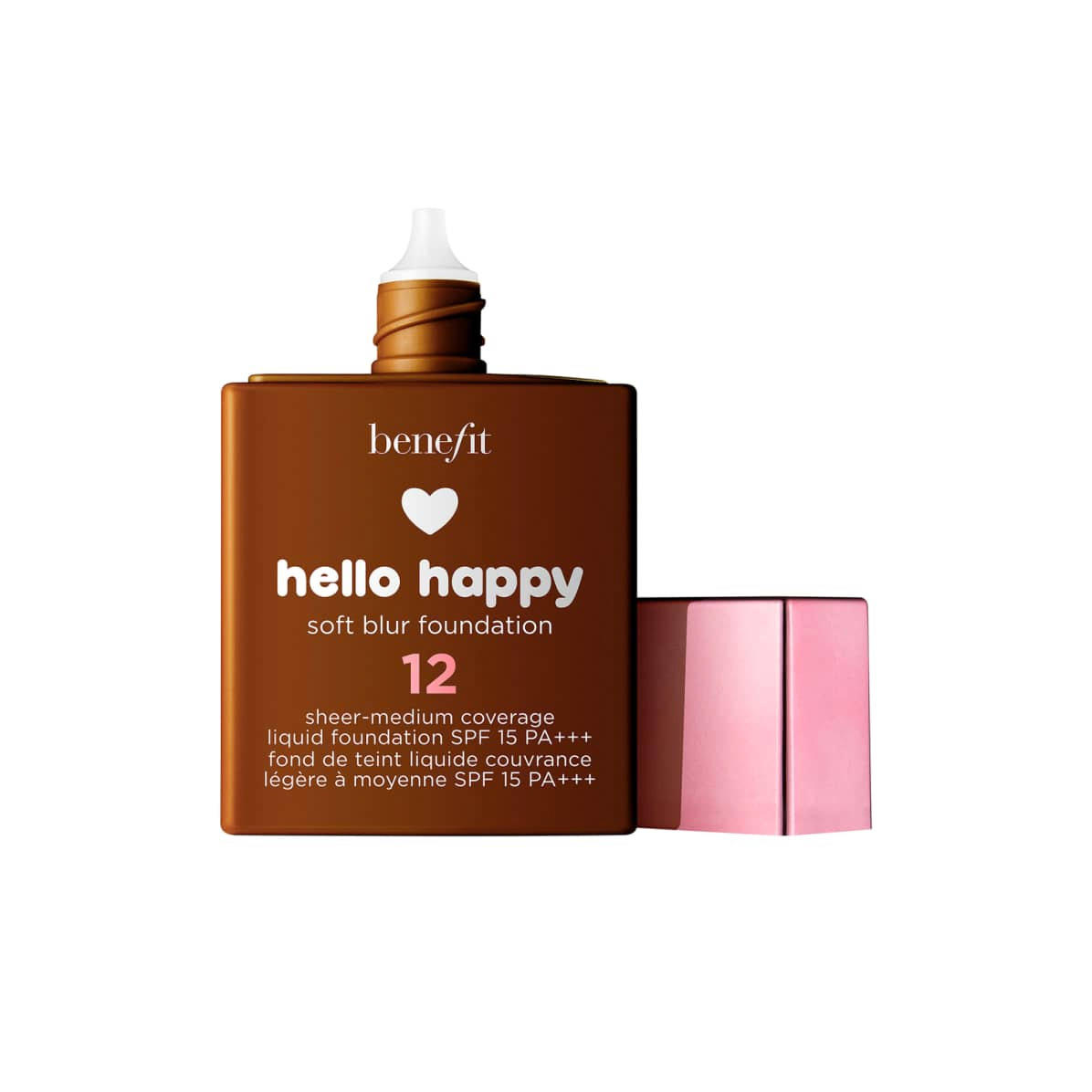 Benefit Hello Happy Soft Blur Foundation 12
