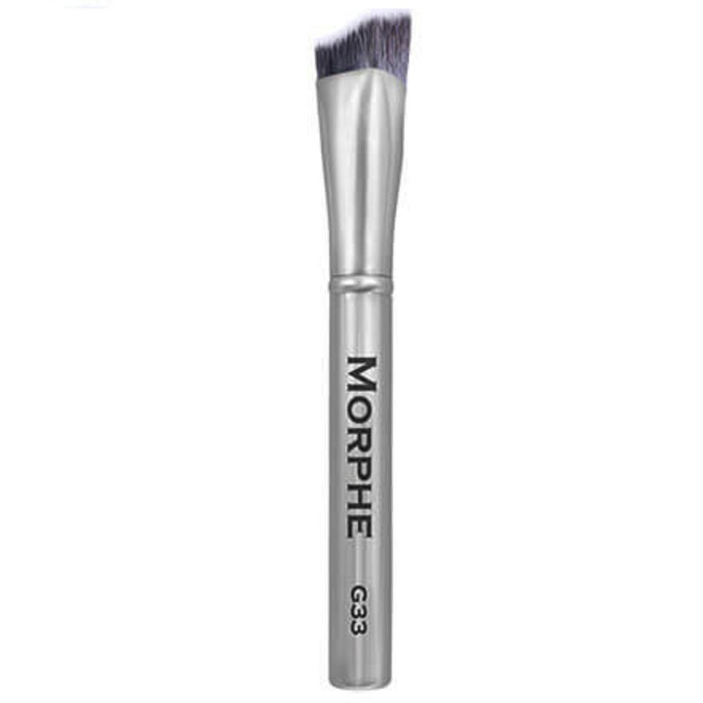 Morphe Angled Buffer Brush G33 Gun Metal Collection