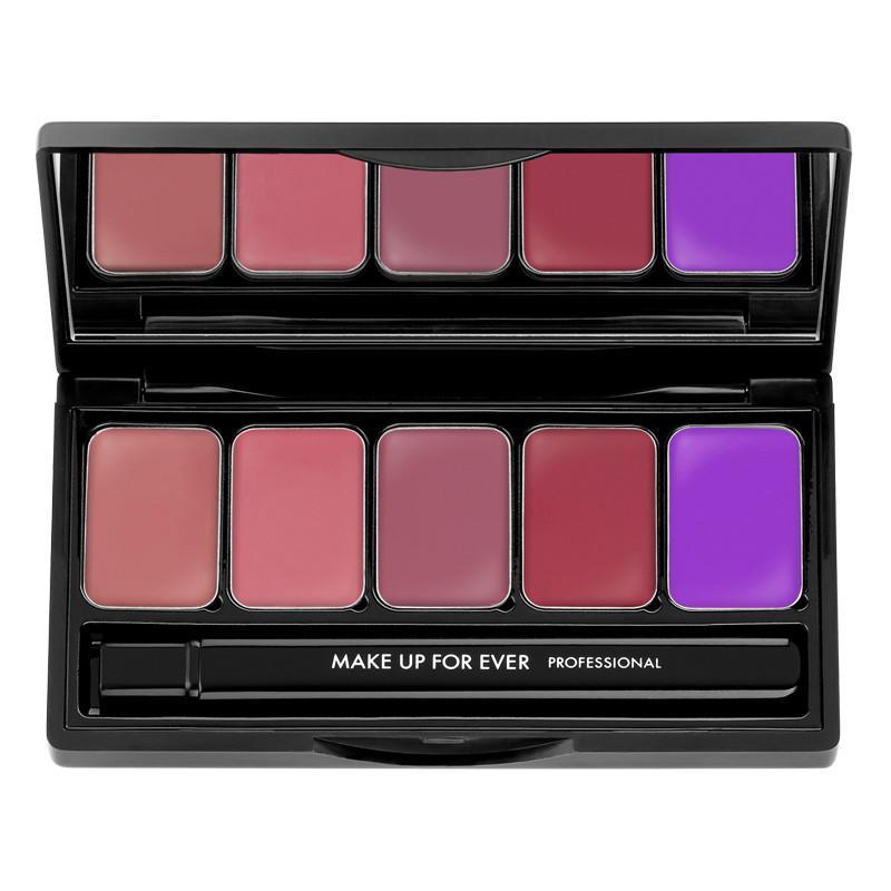 makeup forever rouge artist palette 08 glambot com best deals on