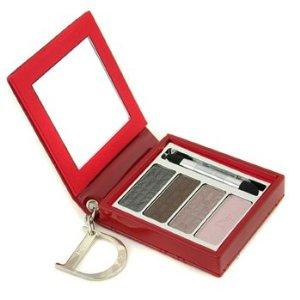 Dior Makeup Palette For The Eyes Holiday Collection Red Case