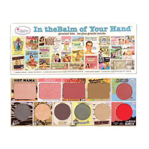 The Balm In The Balm Of Your Hand Greatest Hits Vol 1. Palette