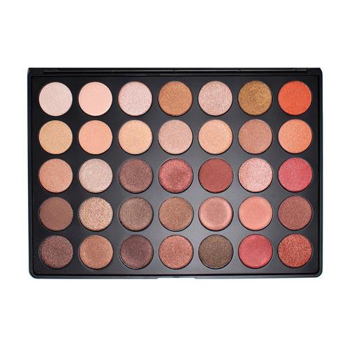 Morphe 35 Color Shimmer Nature Glow Palette 35OS