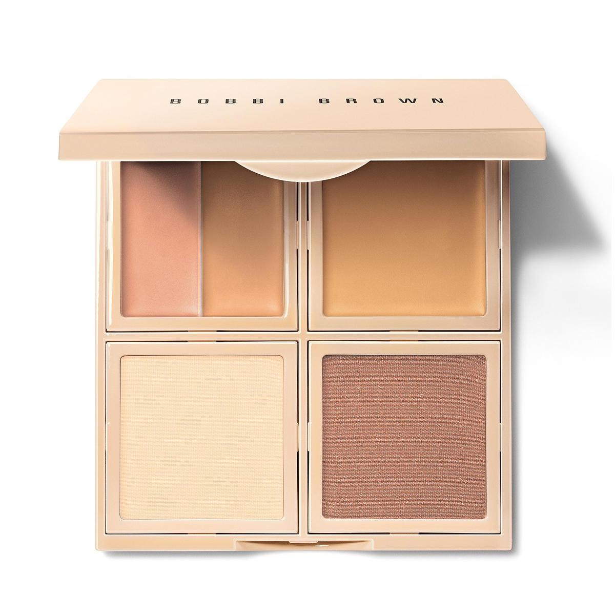 Bobbi Brown Essential 5-In-1 Face Palette Warm Beige