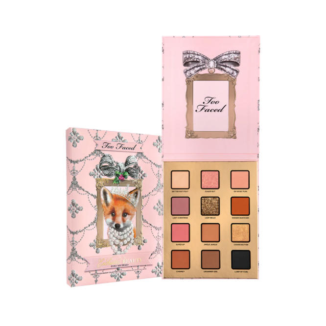 Too Faced Enchanted Beauty Foxy Neutrals Palette