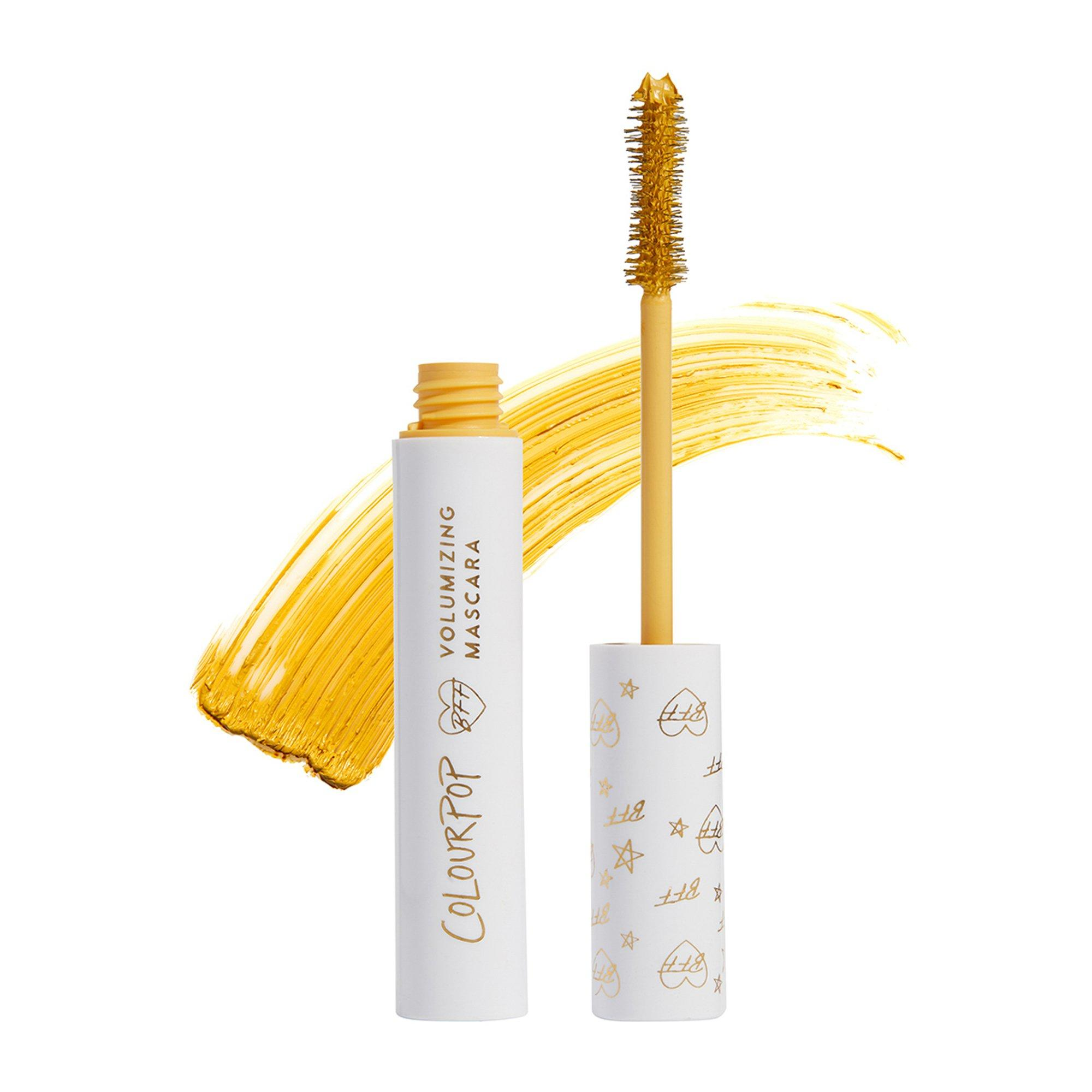 ColourPop BFF Volumizing Mascara Yellow Goodbye