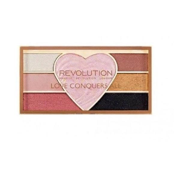 Revolution Makeup Love Conquers All Palette