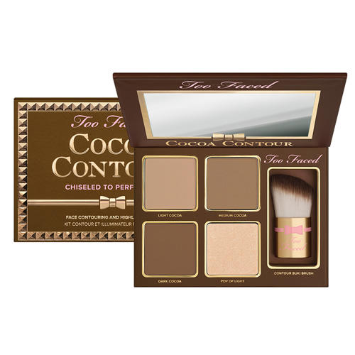 Too Faced Cocoa Contour Palette Medium To Deep