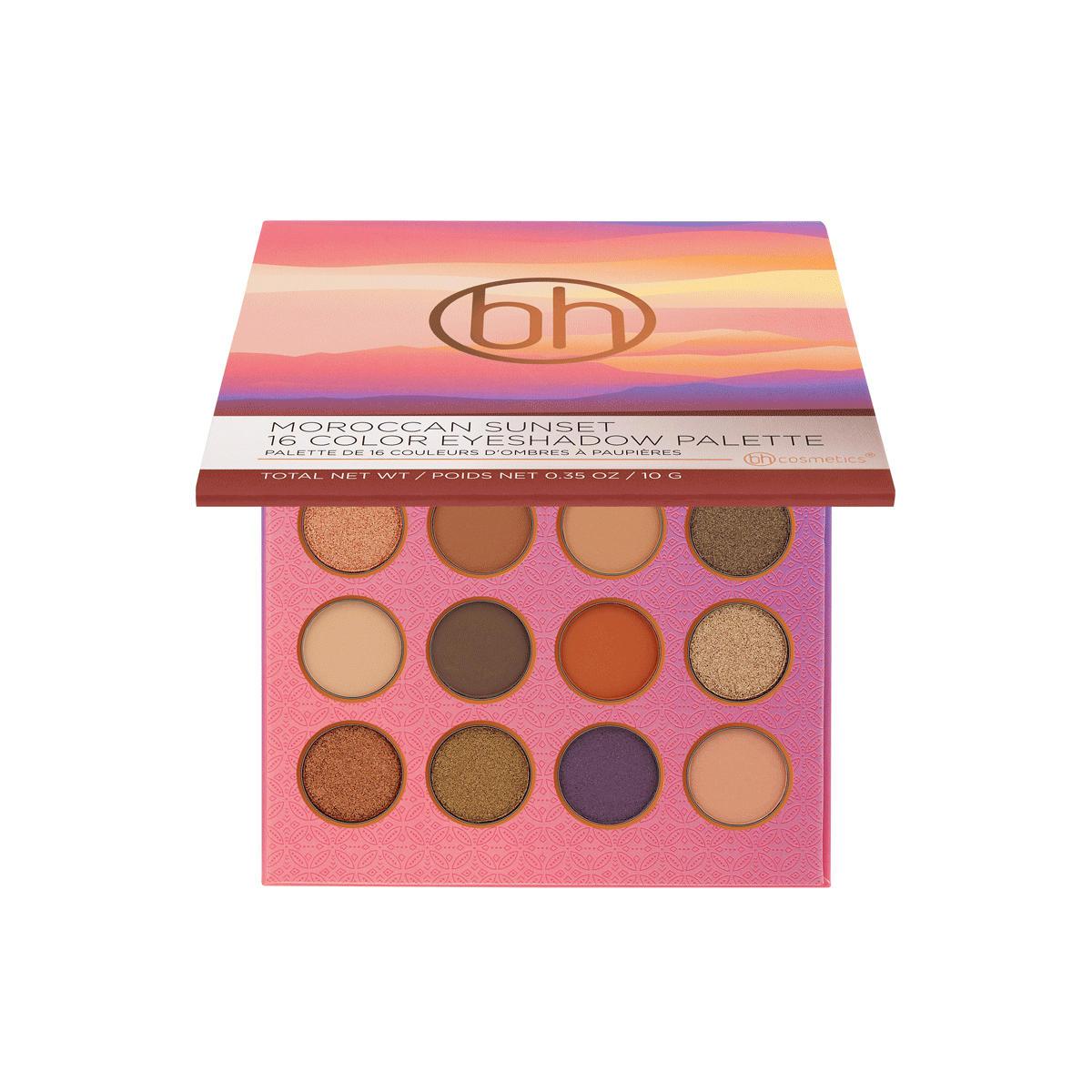 BH Cosmetics Moroccan Sunset Eyeshadow Palette