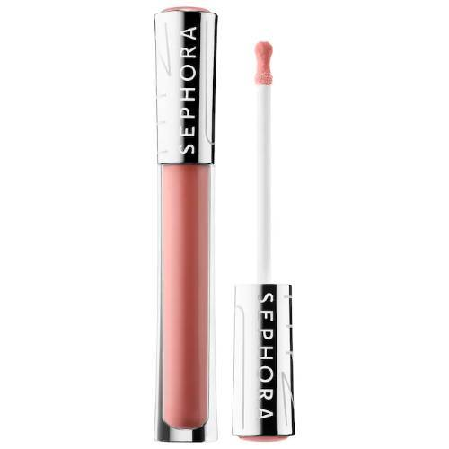 Sephora Ultra Shine Lip Gloss Nude Alert 8