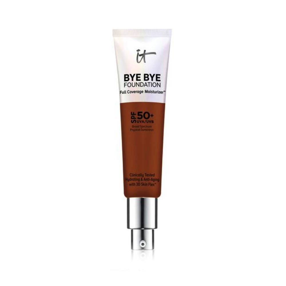 IT Cosmetics Bye Bye Foundation Full-Coverage Moisturizer Rich Honey