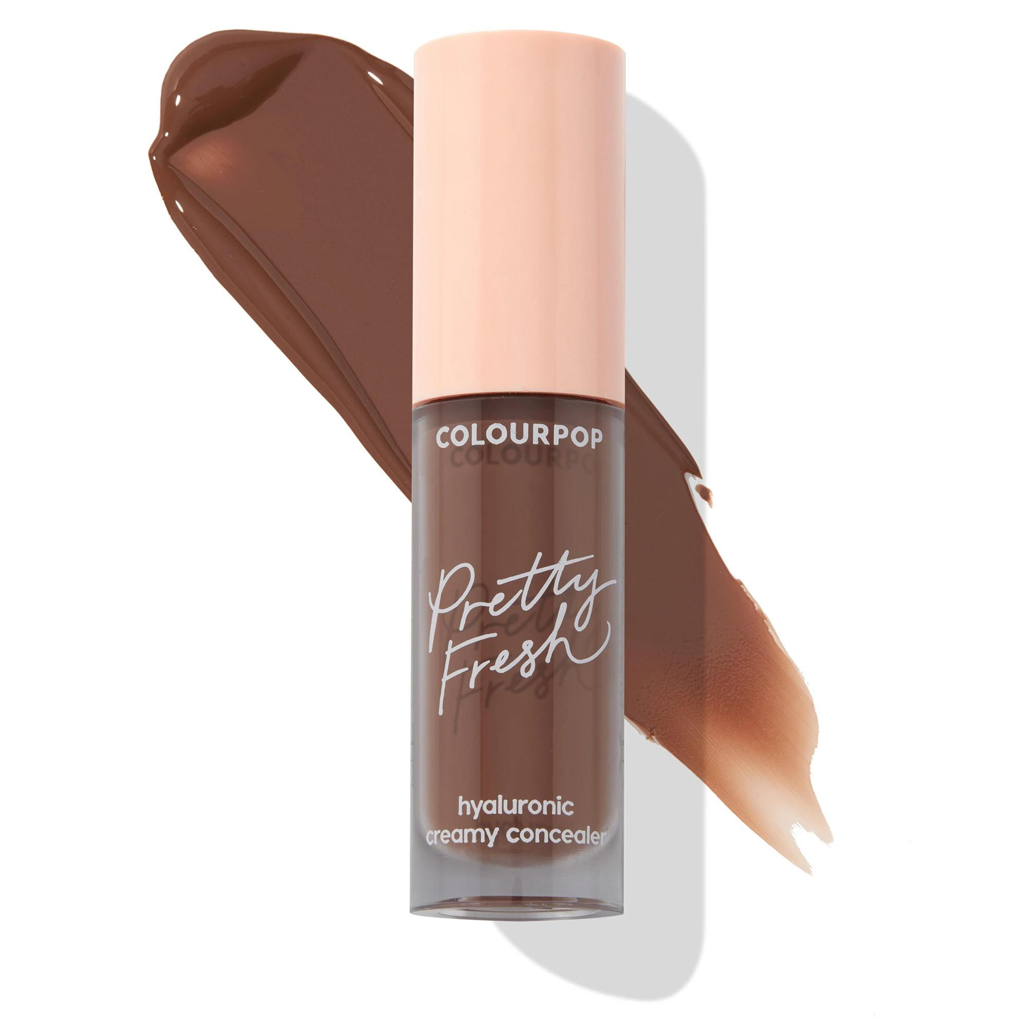 ColourPop Pretty Fresh Creamy Concealer Deep Dark 205 N